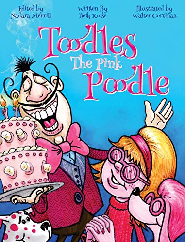 Toodles The Pink Poodle