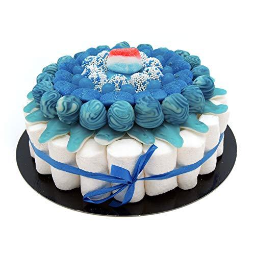 Gâteau Bonbons - Blue 22 cm