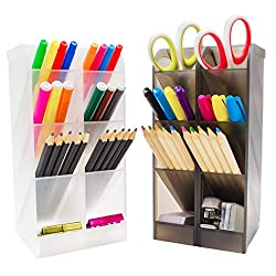 Best Caddies for Teachers - Stylio Office Desk Organizer