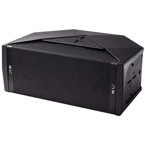 NEXO ID24-T9040 Touring Version - Fullrange-Lautsprecher mit drehbarem 90° x 40° HF-Horn (max. 500 Watt) - in schwarz