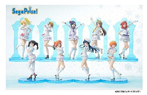 Love Live! SPM figure Snow Halation 9 pezzi