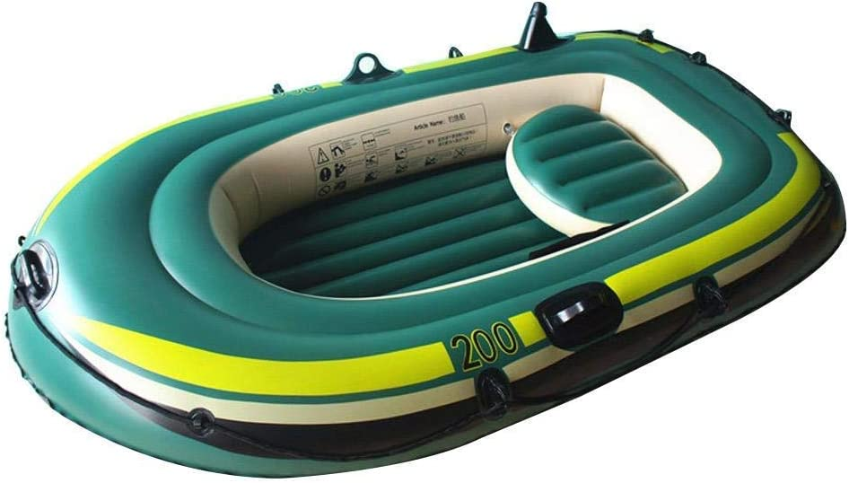 EMEZ Ranking TOP2 Rubber Boat - Store Fishing Inflatable Kayak Water Rafting