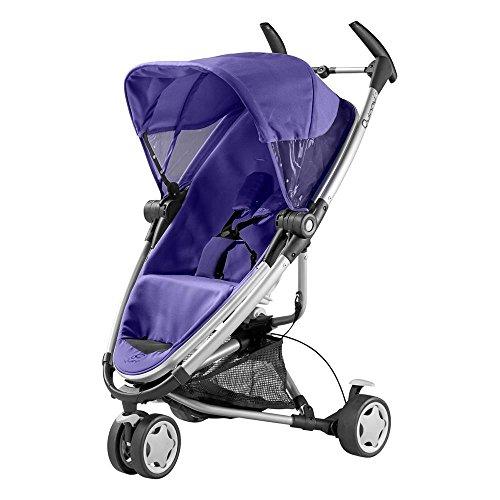 Quinny 72905780 Zapp Xtra - Silla de paseo con cesto de la compra, capota, protector para la lluvia, pinza para...