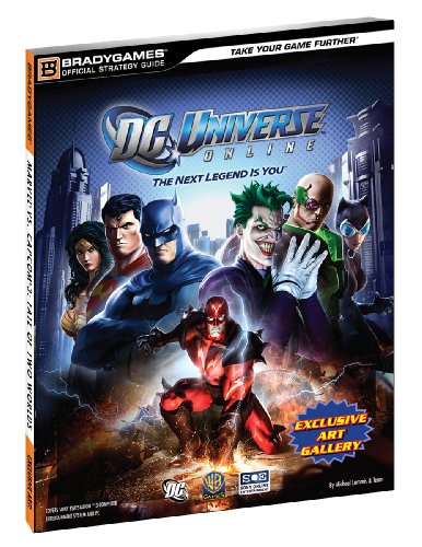 DC Universe Online Official Strategy Guide