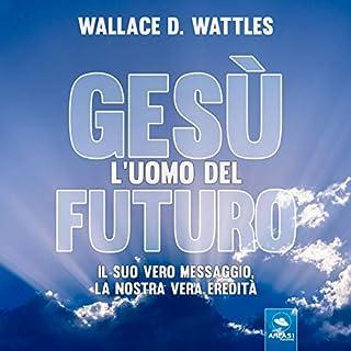 Gesù: l'uomo del futuro copertina