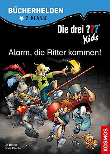 Die drei ??? Kids, Bücherhelden 2. Klasse, Alarm, die Ritter kommen!