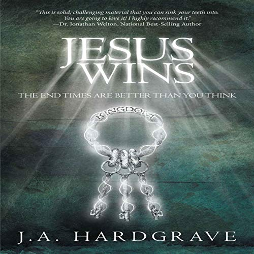 Jesus Wins audiobook cover art