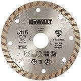 Dewalt DT3702-QZ DT3702-QZ-Disco de Diamante Turbo para...