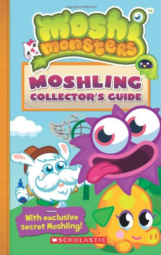 Moshling Collector's Guide (Moshi Monsters)