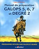 Galops 5 à 7 et degré 2