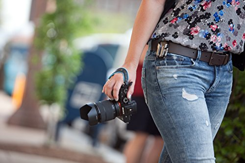 Spider Holster - SpiderLight Camera Holster - Clip on to your belt and easily carry your camera!