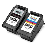 Aoioi 545XL 546XL Compatible Cartouches d'encre Canon PG-545XL CL-546XL Remplacement Pour Canon Pixma MG2400 MG2450 MG2550 MG2550S...