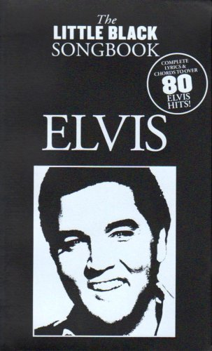 The Little Black Songbook Elvis Lc: Songbook für Gesang, Gitarre