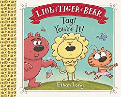 Lion & Tiger & Bear Tag! You're it!