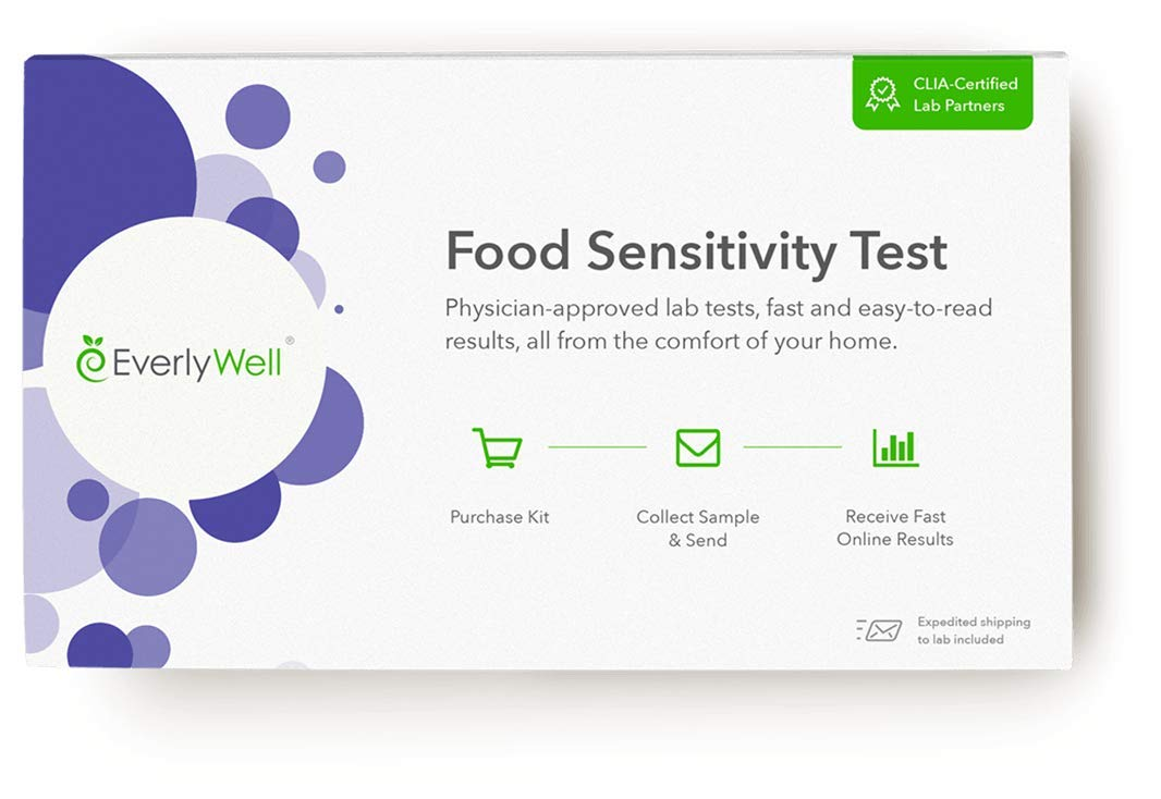 EverlyWell Sensitivity Responds Different Available