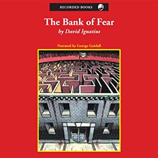 The Bank of Fear audiobook cover art