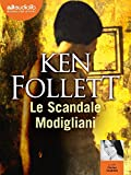 Le Scandale Modigliani - Livre audio 1 CD MP3 - Audiolib - 08/07/2020