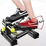 BAIMILI Stepper Cardio Fitness Mini 150kg, Máquina de Step Aparato de Entrenamiento Stepper con...