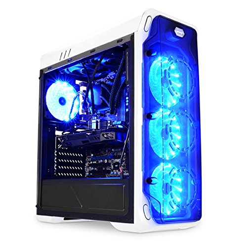 LC-Power LC-988W-ON PC-Gehäuse Mehrfarbig