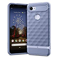 Caseology Parallax Designed for Google Pixel 3a Case (2019) - Purple-ish