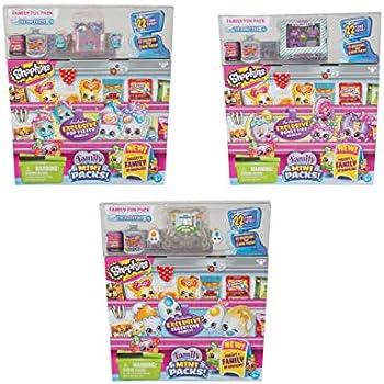 Shopkins HPKF5000 Mini Family Fun Pack | Shopkin.Toys - Image 1