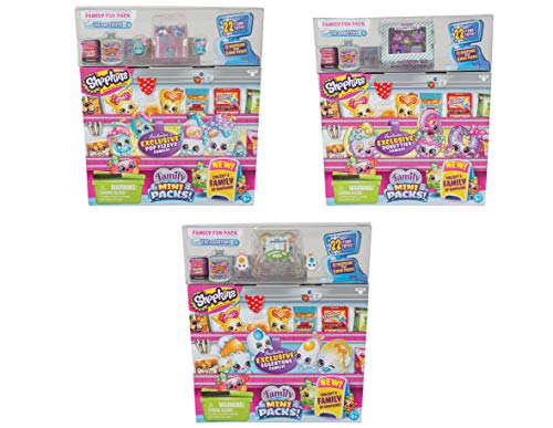 Shopkins- Juguetes, Color Nylon/a (Flair Leisure Products HPKF5000)