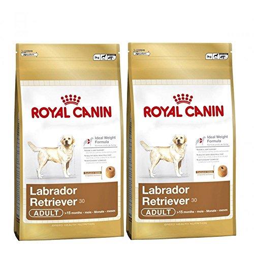 Royal Canin Hundefutter für ausgewachsene Hunde, für Labrador, Retriever, 2 x 12 kg