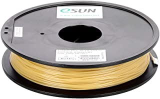 eSUN PVA 1.75mm 3D Printers Filament 0.5kg(1.1lb) Spool Water-soluble Consumables Natural Material Refills