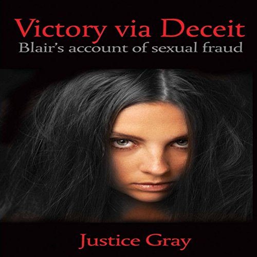 Victory via Deceit audiobook cover art