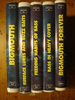 Glen Lau's Wet & Wildlife Images: Complete 5-volume Collection Featuring Bigmouth and Bigmouth Forever