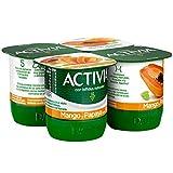 Activia Soja Mango Papaya 4x120 g