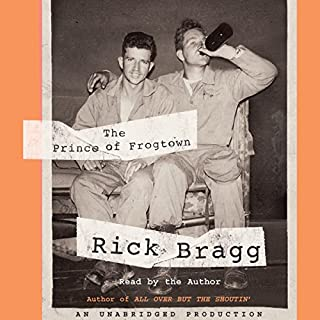 The Prince of Frogtown audiobook cover art