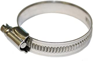 Diametro 9,5-11,5 mm Connect 30826 Confezione da 25 Fascette pinzabili a 1 Orecchio con Anello Interno