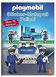 Playmobil. Mein Sticker-Malbuch Polizei - Friendz @ Kids und Concepts GmbH