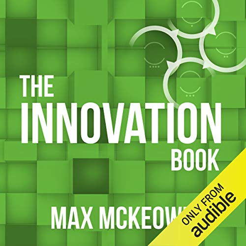 The Innovation Book audiobook cover art