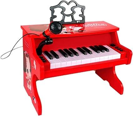 LIUFS-El teclado Piano Juguete para Niños Principiante ...