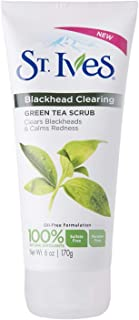 St. Ives Blackhead Clearing Scrub Green Tea - 170 g