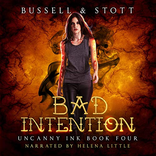 Bad Intention (An Uncanny Kingdom Urban Fantasy)  By  cover art