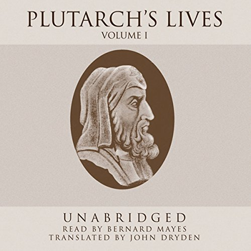 Plutarch's Lives, Volume 1 cover art