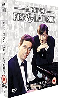 A Bit Of Fry & Laurie - The Complete Collection