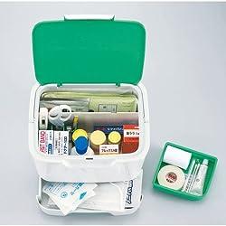 収納上手な救急箱