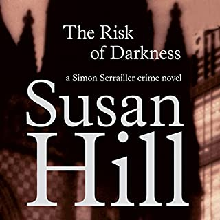 The Risk of Darkness audiobook cover art
