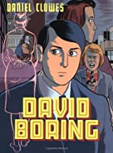 David Boring by Daniel Clowes (2000-09-12)
