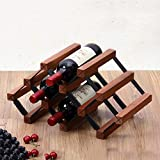 FENGFAN Casiers à vin en bois parfaits pour le bar de la cave à vin