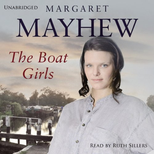 The Boat Girls audiobook cover art