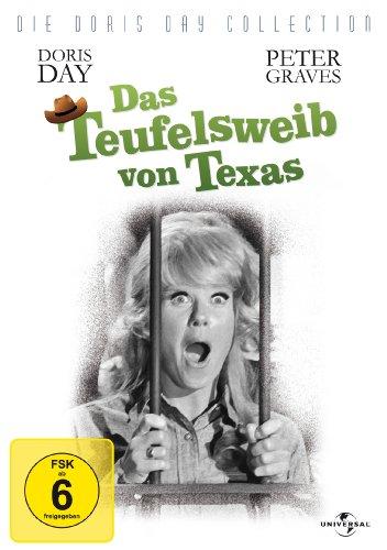 Das Teufelsweib von Texas