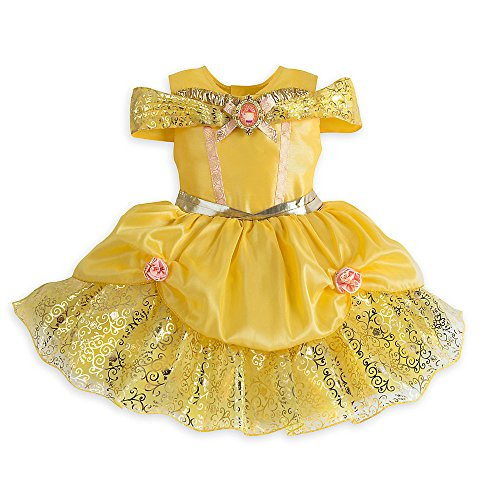 Disney Belle Costume for Baby Size 12-18 MO Yellow