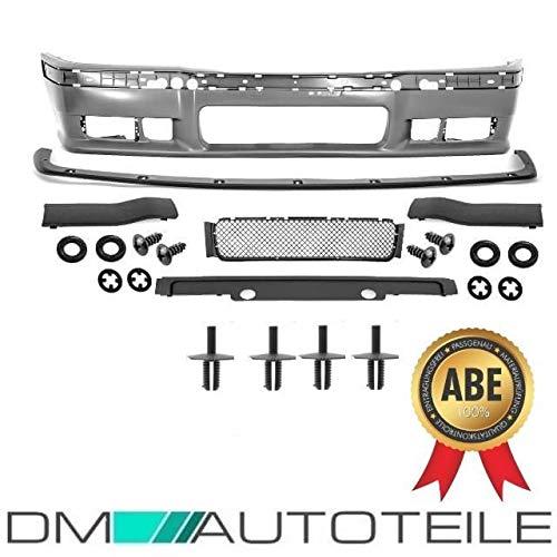 DM Autoteile Stoßstange vorne Coupe Cabrio LimoTouring+GT passt für E36 Serie + M3 M ABE