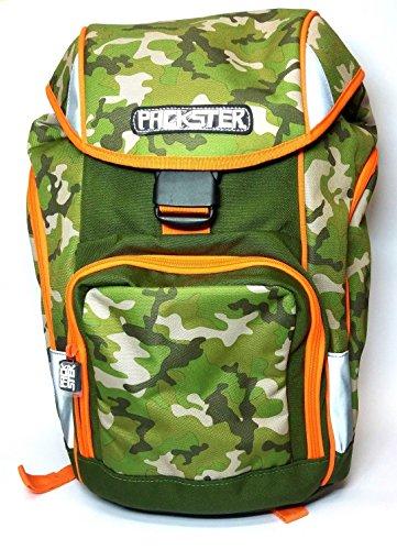 cartorama 1061123 rucksack pakster grün platoo