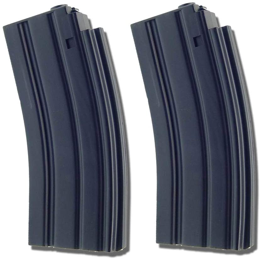 PForce supreme 40 Rounds Magazine Clip for 5% OFF 6mm BB 2 Pack AEG M16 Airs M4